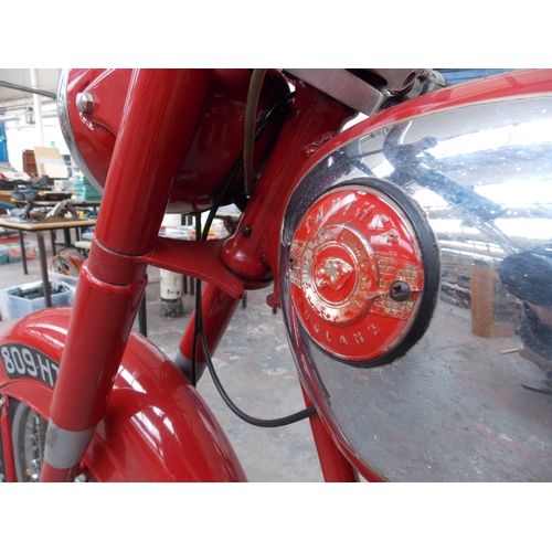 1030 - A PANTHER MODEL 50 GRANDE SPORTS 1959 324 CC 2 STOKE TWIN VILLIERS...