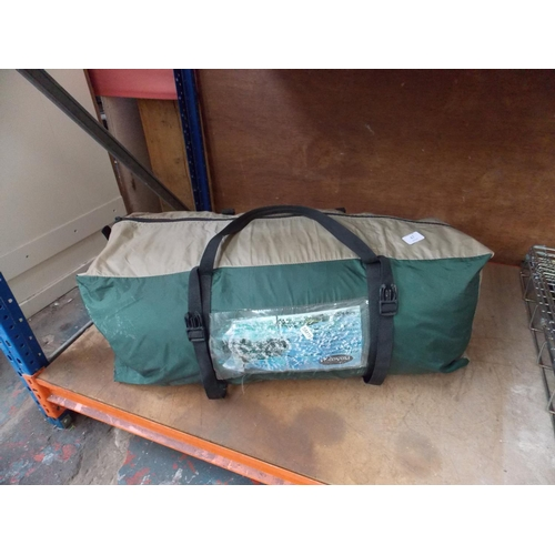 47 - A BAGGED PRO ACTION LARGE FAMILY TENT...