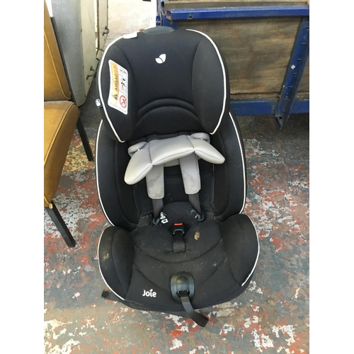 12 - A JOLE CHILDS CAR SEAT...