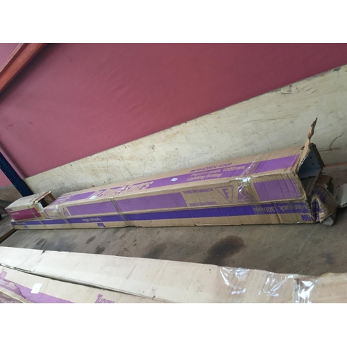 27 - THREE BOXED NEW THORN FLUORESCENT LIGHTS MEASURING APPROX 6ft, 1ft 5in AND 4ft 5in...