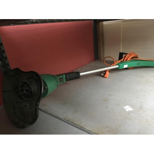 42 - A GREEN PERFORMANCE (MODEL PP5002) ELECTRIC STRIMMER...