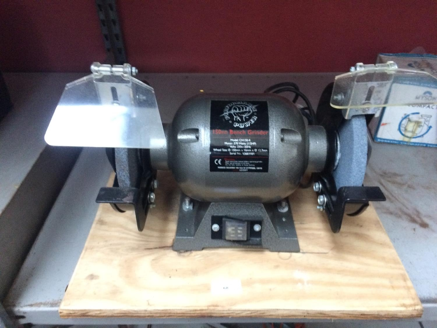 Enjoyable A Performance Power Ch 150 4 Electric Bench Grinder Gmtry Best Dining Table And Chair Ideas Images Gmtryco