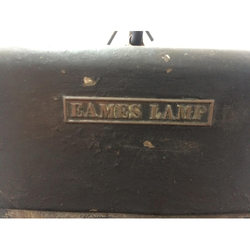 307 - TWO VINTAGE LAMPS TO INCLUDE EAMES AND PREMIER...