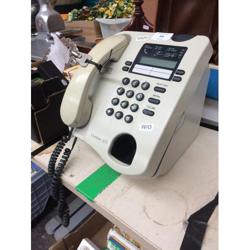 330 - A CONTOUR 100 PAY PHONE (W/O)...