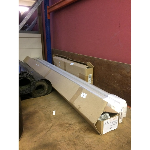 52 - FOUR NEW VARIOUS SIZED FLUORESCENT LIGHTS...