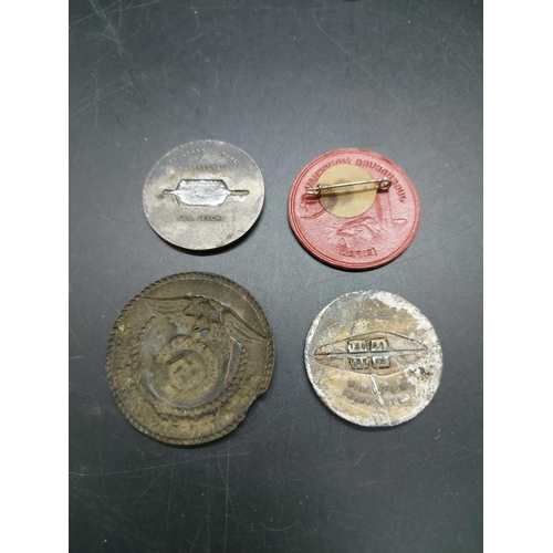 19 - A collection of various German Third Reich items