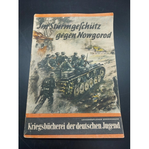 26 - A WWII publication from the 'War Library of the German Youth'
