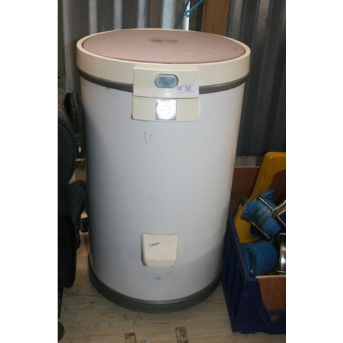 30 - ELECTRA SPIN DRYER...