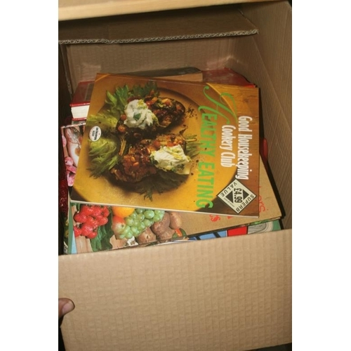 511 - BOX OF BOOKS...