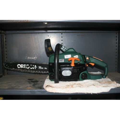 27 - OREGON CHAINSAW...