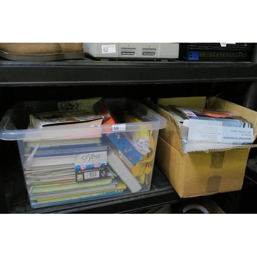 59 - BOX OF CHILDREN BOOKS...