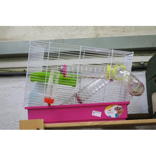 7 - RODENT CAGE...