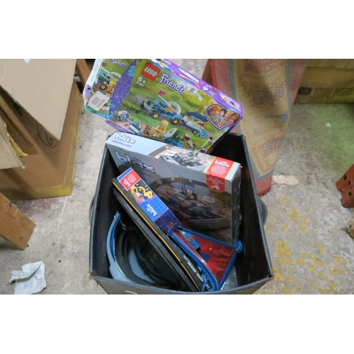 47 - BOX OF TOYS...