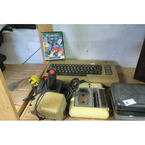 7 - COMMODORE ACCESSORIES...