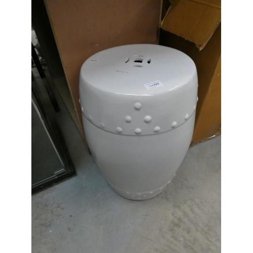 Oriental pot seat