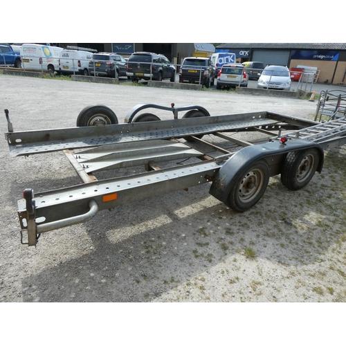 Car transporter trailer 16ft