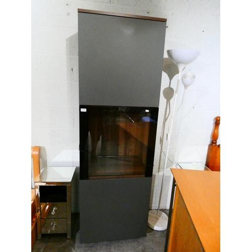 Modern display cabinet/cupboard (190H 60W 44D cm)
