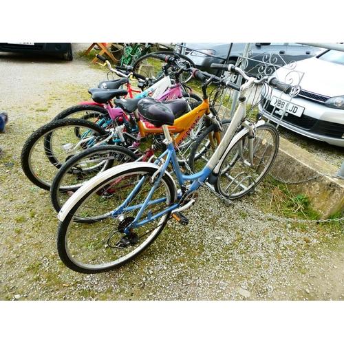 Classic Citylite 21 ladies bike