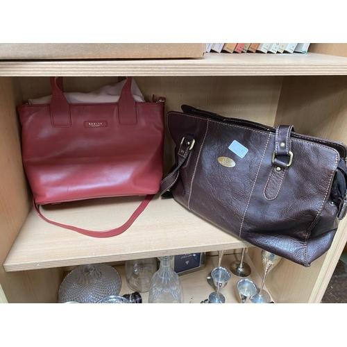 43 - 2 Handbags, Radley & Rowallan