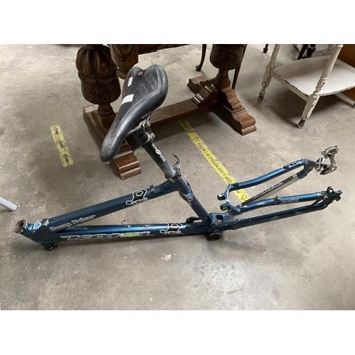Kona Dawg Primo bicycle frame