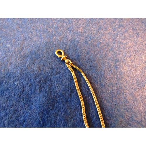 3 - Heavy 9 Carat Gold Belcher Chain of Good Length Good Original Condition...