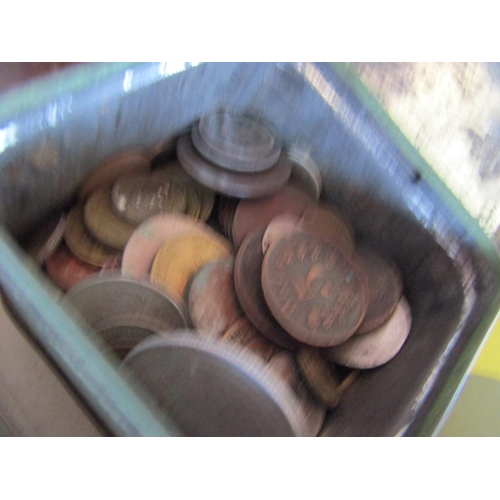 30 - Collection of Old Coinage and Notes Quantity As Photographed...