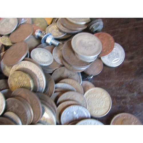 32 - Collection of Old Coins Quantity As Photographed Irish and Others...