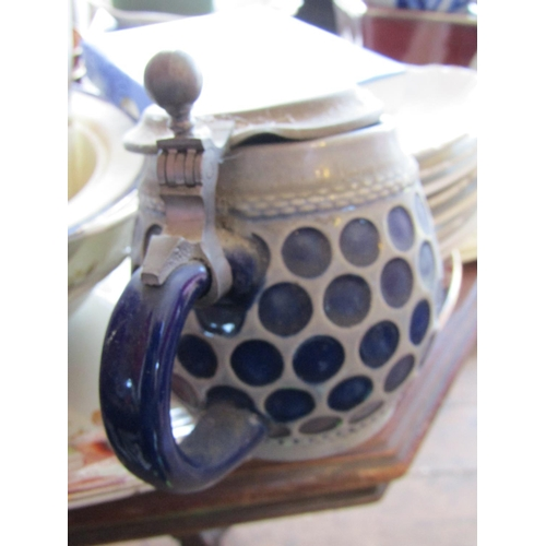 56 - Collection of Various Items Including Donegal Irish Parian China and Wedgwood Quantity As Photograph...