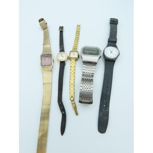 Five Vintage Watches