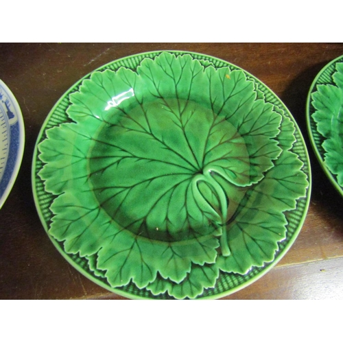 20 - Various Dishes including Wedgwood and Blue and White Taza Quantity As Photographed...