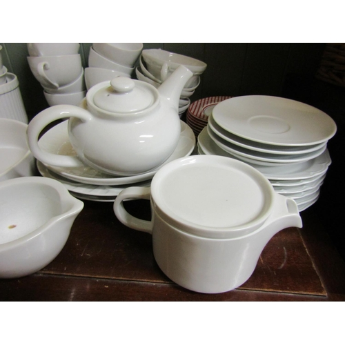 23 - Collection of Various Tableware including Dishes, Bowls etc Quantity As Photographed...