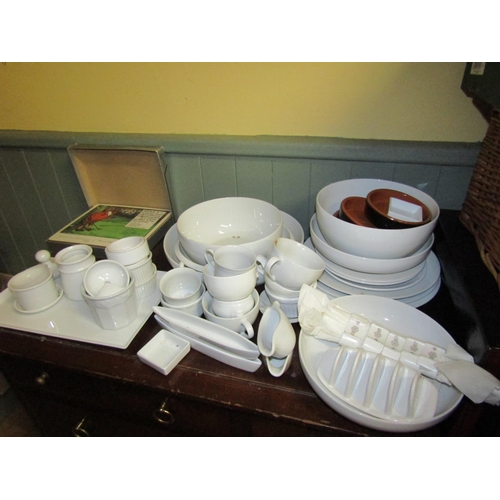 29 - Collection of Various Delph Tableware etc Quantity As Photographed...
