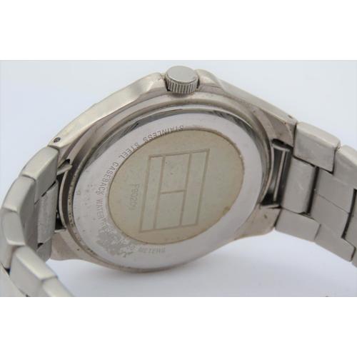 1104 - Tommy Hilfiger Designer Gentleman's Wristwatch...