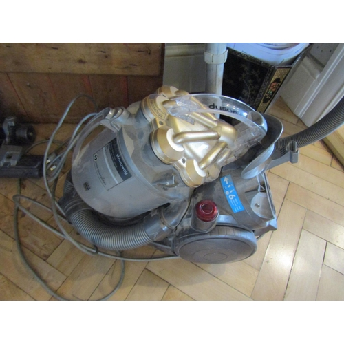 20 - Dyson Vacuum Cleaner with Fittings As Photographed...