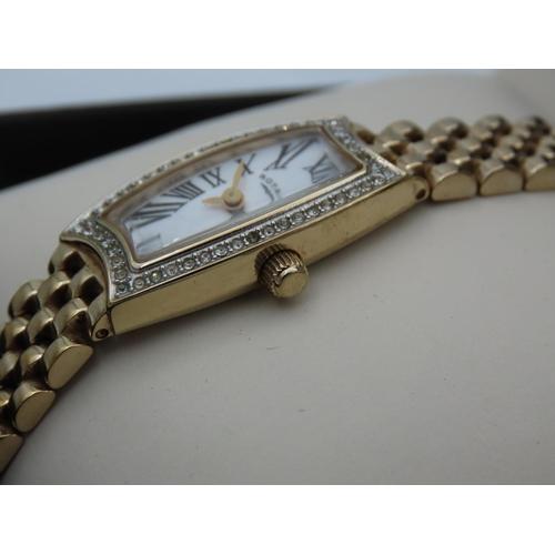 12 - Ladies Rotary Wristwatch with Original Box
