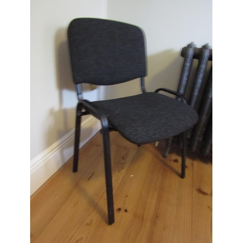 Three Different Chairs One Photographed