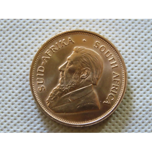 24 - Another 1974 South African Gold Krugerrand 1oz Coin