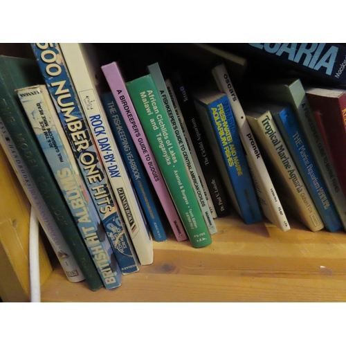628 - Quantity of Books Relating to Tropical Fish and Aquariums etc.