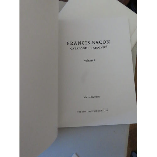 700 - Francis Bacon Catalogue Raisonn_ by Martin Harrison Five Volumes in Original Slip Case and Contained...