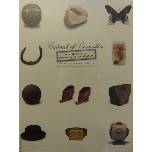 701 - Cabinet of Curiosities by Mark Dion and the University as Installation Edited by Colleen J. Sheehy a...