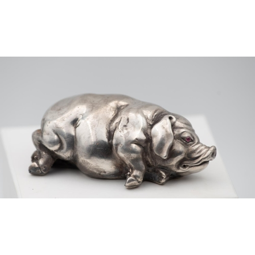 1001 - Russian Silver Pig