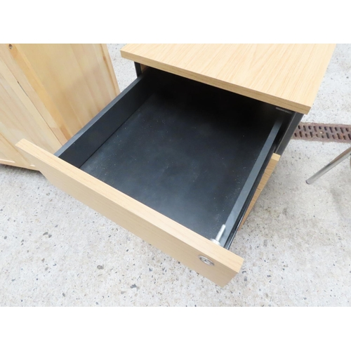 42 - Modern Office Filing Cabinet