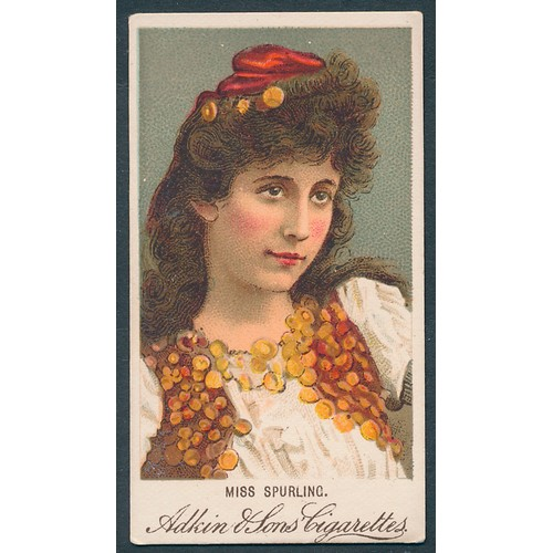 16 - Adkin. Collection of part sets, in variable cond., incl. A Living Picture (2), Pretty Girl Series (A...