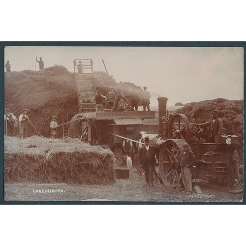 59 - Misc. coln. of loose cards incl. RPs Dolgelley quarry, elevator for adapting brewery engine to broad...