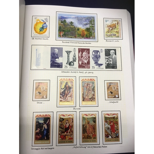 20 - World accumulation in box, stock books, FDC's loose etc , a good value box lot worth viewing...