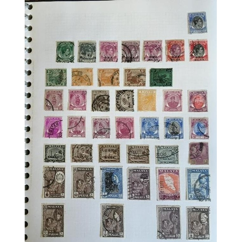 22 - STAMPS : Mixed World collection in three boxes various albums, (100's)...