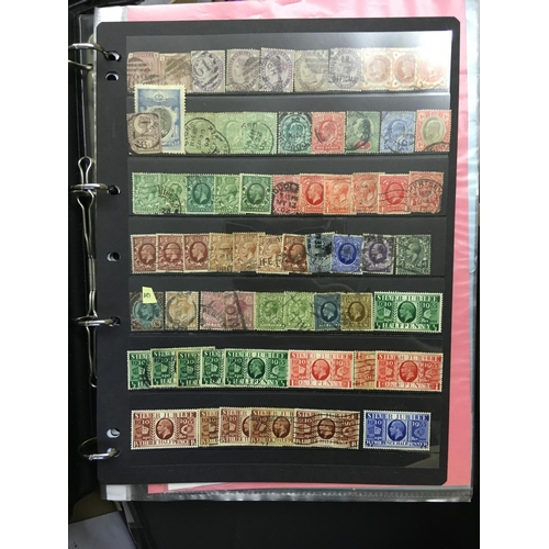 17 - STAMPS : Mixed World and GB in various albums and loose stamps in envelopes, plus a few coins and Ja...