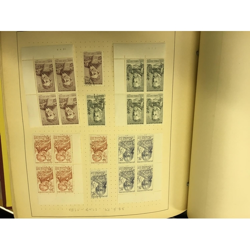 18 - WORLD, various albums & a stockbook inc a useful two volume collection of mint & used France with 19...
