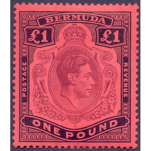 2 - STAMPS : BRITISH COMMONWEALTH, George VI Crown album with a good range of mint issues. Lots of compl...
