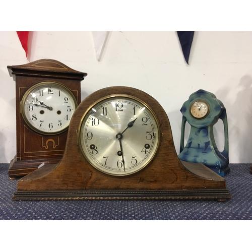 1014 - Three clocks....